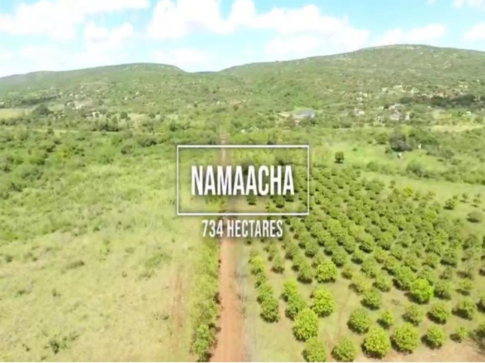 Land  - Namaacha [15]