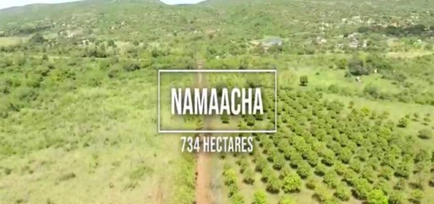 734Ha Land Exploration Title in Namaacha