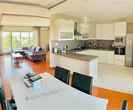 Type 3 apartment in Av. Tomas Nduda